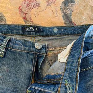 Allen b Schwartz jeans size 30
